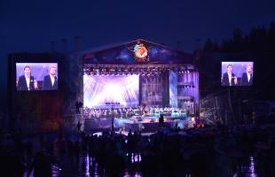 Международный фестиваль искусств «Сердце Евразии» в цифрах