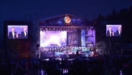"International Arts Festival ""The Heart of Eurasia"" in figures"