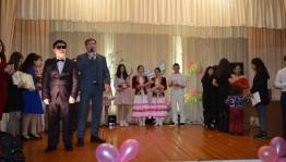 В Хайбуллинском районе состоялся ежегодный конкурс башкирской эстрадной песни