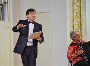 "Bashkir Philharmonic presented the project ""Let's Talk ?!"""
