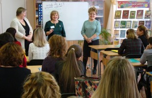 В Уфе прошло обучение для сотрудников библиотек «Школа молодого библиотекаря»