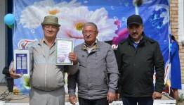 В Хайбуллинском районе прошёл конкурс «Играй, гармонь любимая!» на приз им.Б. Шаяхметова