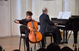 Юношеская филармония Башкортостана представила концерт классической музыки