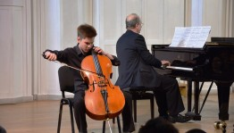 Youth Philharmonic of Bashkortostan presented a concert of classical music