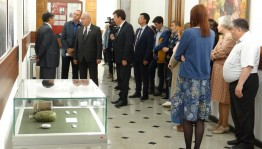 "The exhibition ""Forgotten Names"" opened at the National Museum of RB on the Day of Memory and Grief"