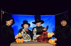 Театр кукол приглашает на премьеру спектакля «Гадкий утёнок»