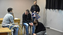 Татарский театр готовит спектакль по пьесе Наки Исанбета «Исход»