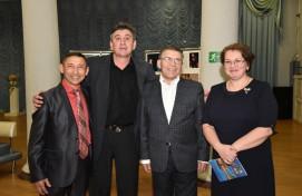 В Туймазинском татарском драматическом театре состоялся бенефис заслуженного артиста РБ Фандиля Мухаметдинова