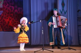 The inter-regional competition of the Bashkir drawling song determined its winners