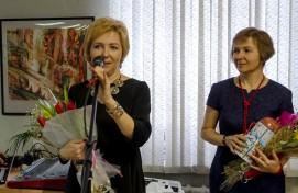 """В """"Ижаде"""" пройдёт встреча с художницами из Стерлитамака Еленой и Ольгой Литвиненко"""