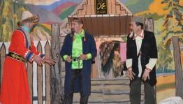 В Бурзянском районе прошёл фестиваль театральных коллективов «Тамаша – 2019»