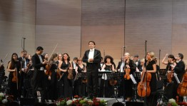 National Symphonic Orchestra of the Republic and soloist of the Moscow Philharmonic Society will perform a joint concert