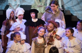 Студия детского мюзикла Гульшат Гайсиной приглашает на спектакль