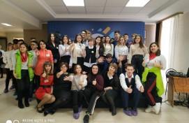 В г. Салават проходит подростковый форум «Территория роста»