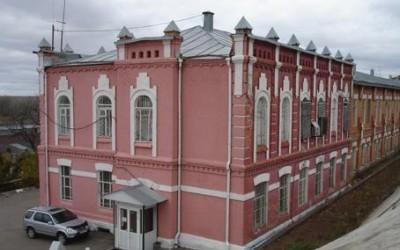 Здание при Самаро-Златоустовской железной дороги