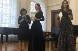В рамках творческой лаборатории «Art-Искусство» прошёл конкурс вокалистов на приз Миляуши Муртазиной