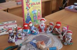Уфимцы приняли участие в изготовлении обрядовой куклы «Подорожница»