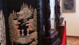 Открытие выставки «Искусство Японии» БГХМ им. М.В.Нестерова