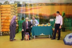 В Хайбуллинском РДК поставили спектакль по пьесе Ангама Атнабаева