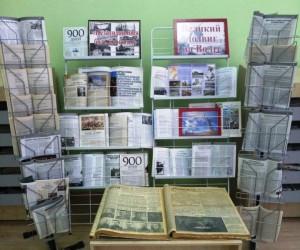 В Национальной библиотеке им.З.Валиди работает выставка к 75-летию со времени прорыва блокады Ленинграда