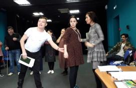 В Молодежном театре им.М.Карима начались репетиции спектакля по мотивам романа турецкого автора