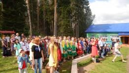 В республике стартовал лагерь для одаренных удмуртских детей