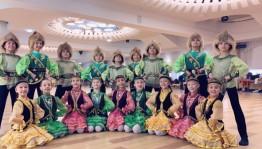 Детская академия танца «Салават» примет участие в международном фестивале в Санкт-Петербурге