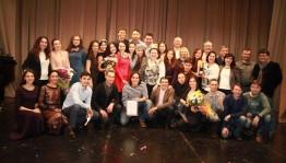 Союз театральных деятелей республики приглашает на «Веселую кулису»