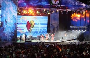 Международный фестиваль искусств «Сердце Евразии» начал знакомство с участниками фестиваля