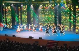 The Gaskarov Ensemble performed in Instambul