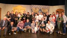 Закрытие сезона в Салаватском государственном башкирском драматическом театре
