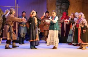Сибайский театр им. А. Мубарякова присоединился к празднованию Дня башкирского языка