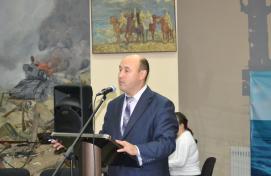 В Уфе состоялась Республиканская научная конференция «Революция 1917 года. Башкортостан»