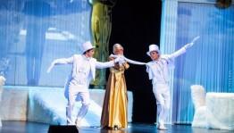 Артисты Удмуртского русского драматического театра приезжают с гастролями в Уфу