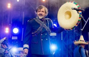 Хэдлайнерами фестиваля «Сердце Евразии – 2019» станут Эмир Кустурица и сербская фолк-рок-группа «The No Smoking Orchestra»