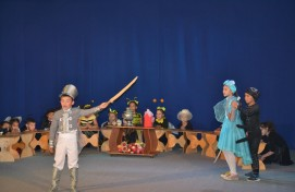 Театральная ночь – 2019: Детский театр «Сулпан»