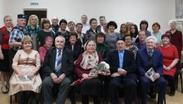 В городе Агидель состоялась презентация книг Ханифа Каюмова и Асляма Шамсиева