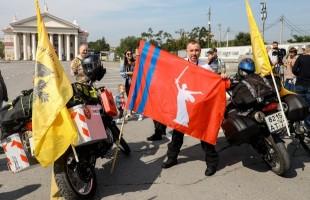Сегодня в Уфе состоится встреча с участниками Всероссийского мотопробега «ВВместе»