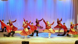 Более 1000 детей примут участие в фестивале детской народной хореографии «Хоровод дружбы»