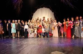 Салаватская ДМШ осуществила постановку мюзикла «Песня иволги»