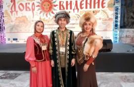 Ансамбль «Мирас» принял участие в Международном фестивале народной песни «Добровидение – 2019»