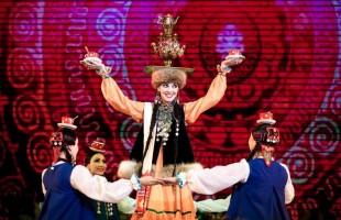 Ансамбль народного танца им. Файзи Гаскарова выступит с программой «Танец длиною в жизнь» к 100-летию Хашима Мустаева