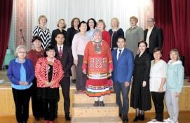 В Кармаскалинском районе обсудили вопросы сохранения и развития родных языков