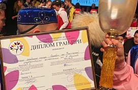 Воспитанники детских студий при БГФ им. Х. Ахметова стали лауреатами творческих конкурсов