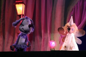 "Bashkir Puppet Theater presented a special performance ""The Light of a Fairytale Country"""