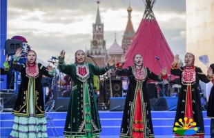 Musical projects from Bashkortostan are presented in Finnland