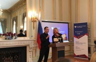Руководитель Башкирского культурного центра Радмир Муфтахин принимает участие в Международном форуме в США