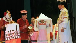 В Стерлитамакском районе состоялся  республиканский фестиваль свадебных обрядов