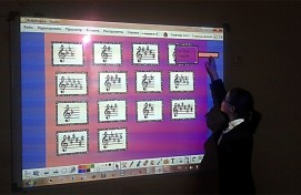 В Уфе пройдёт обучение преподавателей ДШИ по работе с интерактивной доской