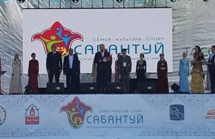 """В Москве состоялся международный фестиваль """"Сабантуй-2019"""""""